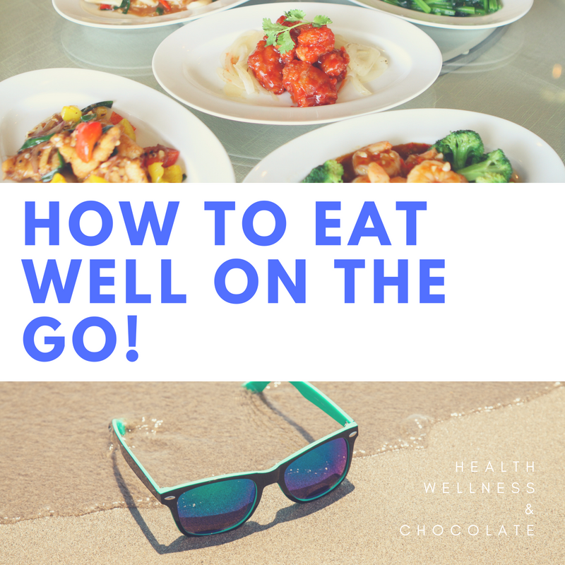 Eat well even on the road